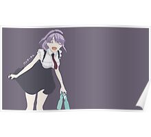 Anime: Dagashi Kashi - Hotaru  Poster