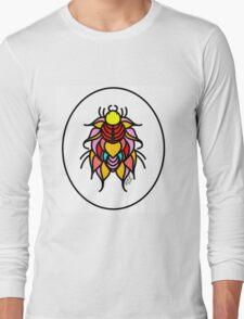 Flower Bug #2 Long Sleeve T-Shirt