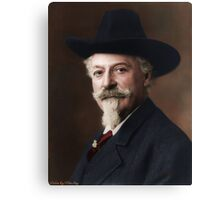 """Buffalo Bill"" Cody 1911 Canvas Print"