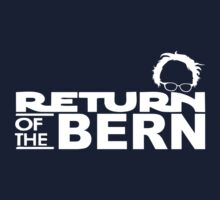 Return of the Bern  Baby Tee