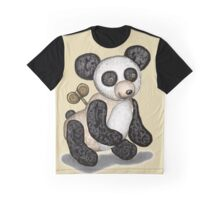 Vintage Wind Up Bear   Graphic T-Shirt