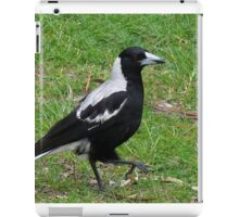 Marching Magpie iPad Case/Skin