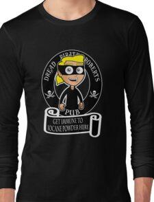 Dread Pirate Pub Long Sleeve T-Shirt