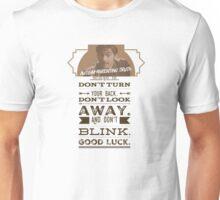 Don't Blink for Autism Parents Unisex T-Shirt
