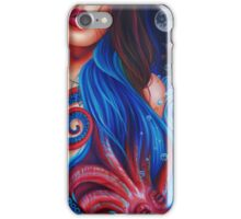 Space Mermaid iPhone Case/Skin