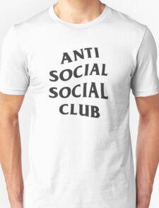 Anti Social Social Club - Black T-Shirt