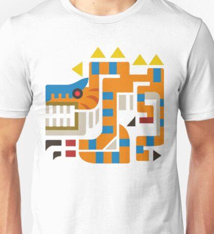 Tigrex icon Unisex T-Shirt