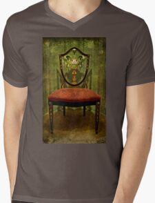 The Mirror Chair Mens V-Neck T-Shirt