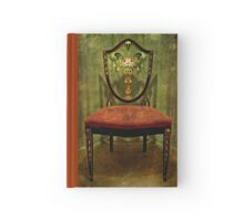 The Mirror Chair Hardcover Journal
