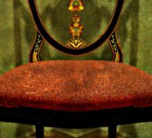 The Mirror Chair Sticker
