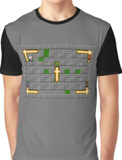 Bomberman Board Graphic T-Shirt
