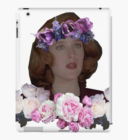 Scully iPad Case/Skin