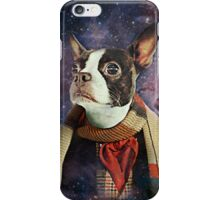 THE 4TH DOGTOR iPhone Case/Skin