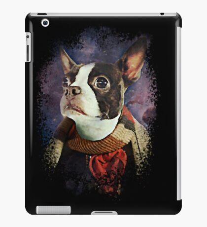 THE 4TH DOGTOR iPad Case/Skin