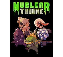 Nuclear Throne All Char Photographic Print