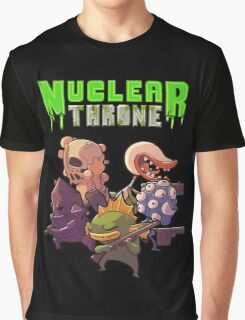 Nuclear Throne All Char Graphic T-Shirt