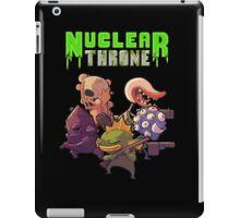 Nuclear Throne All Char iPad Case/Skin