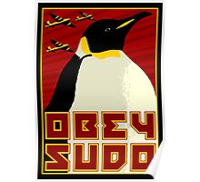 Obey SUDO Poster