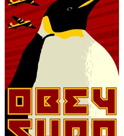 Obey SUDO Sticker