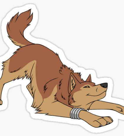 Wolf's Rain Toboe Sticker