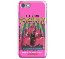 Goosebumps - Night of the Living Dummy 2 iPhone Case/Skin
