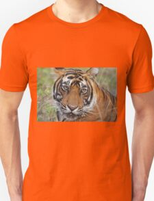 Tiger Portrait Unisex T-Shirt