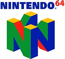 Nintendo 64 N64 Classic Video Game Photographic Print