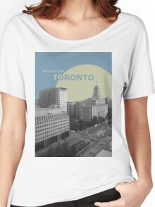 Greetings From Toronto! Women's Relaxed Fit T-Shirt