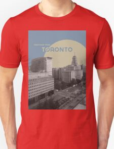 Greetings From Toronto! Unisex T-Shirt