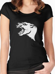 Thylacoleo Women's Fitted Scoop T-Shirt