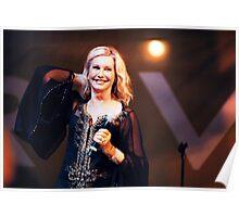 Olivia Newton-John in Concert Poster