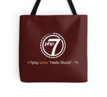 Php 7 Programming T-shirt - Unique Gift for Programmer Tote Bag