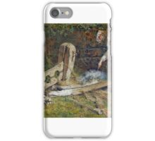 John Ritchie - An Expected Rise in Stocks iPhone Case/Skin