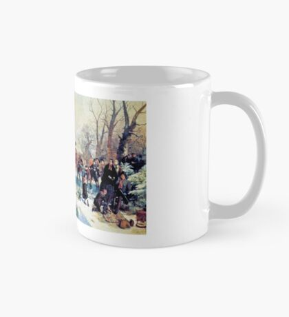 John Ritchie - A Winter's Day in St. James' Park Mug