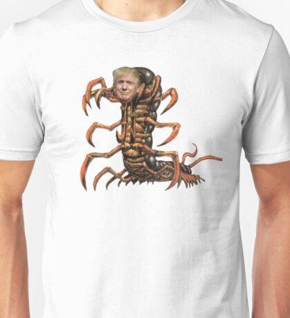 Donald Trump Centipede Unisex T-Shirt