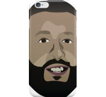 DJ Khaled Vector Graphic iPhone Case/Skin