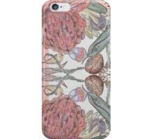 Warratahs and Gumnuts  iPhone Case/Skin
