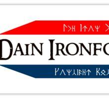 Dain Ironfoot 2016 Sticker