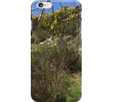 Outback flora iPhone Case/Skin