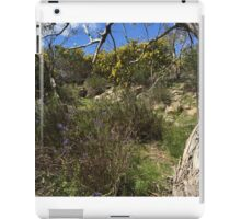 Outback flora iPad Case/Skin