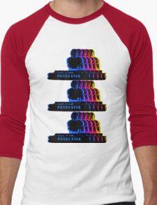 Original Panda Bear #4 Men's Baseball ¾ T-Shirt