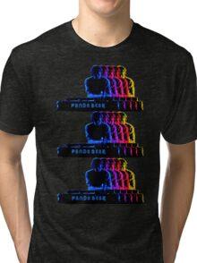 Original Panda Bear #4 Tri-blend T-Shirt