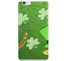 Good Luck on St.Patricks Day ( 135 Views) iPhone Case/Skin