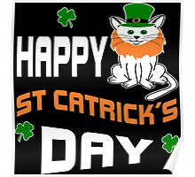 Happy St Catrick's Day  Poster