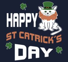 Happy St Catrick's Day  One Piece - Long Sleeve