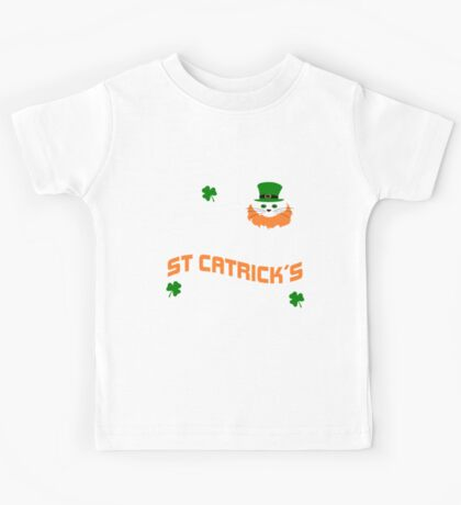 Happy St Catrick's Day  Kids Tee