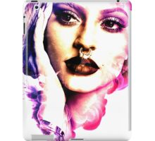 Kylie Jenner Water Color iPad Case/Skin