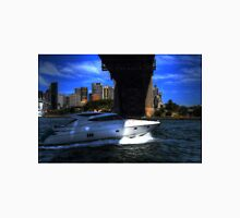 Cruising Under The Sydney Harbour Bridge Unisex T-Shirt