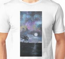Neverland at Night 1 Unisex T-Shirt