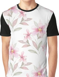 Delicate floral pattern 42 Graphic T-Shirt
